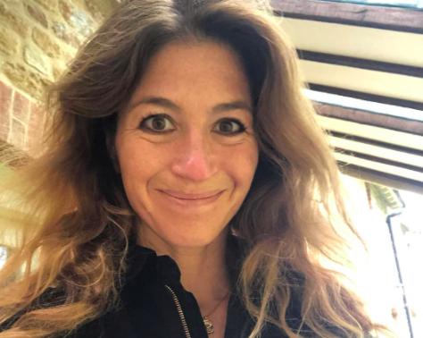 Kate Weinberg november óta szenved a koronavírus miatt.