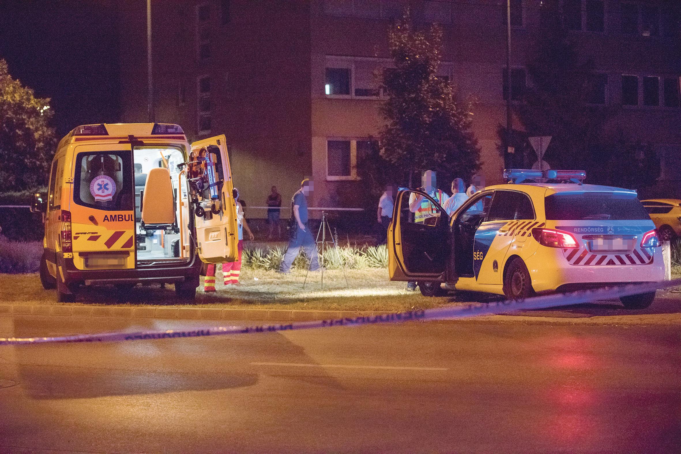 Hopp Csilla kisfiának szörnyű halála Zuglóban, a Vezér és a Füredi utca kereszteződésénél történt 2019 nyarán