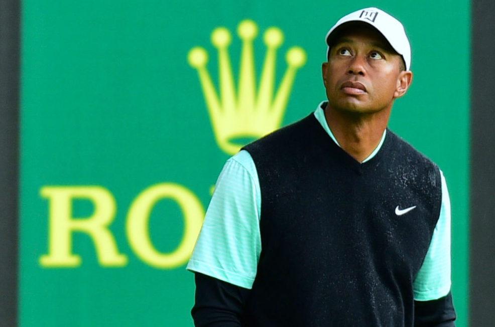 Tiger Woods sérülései