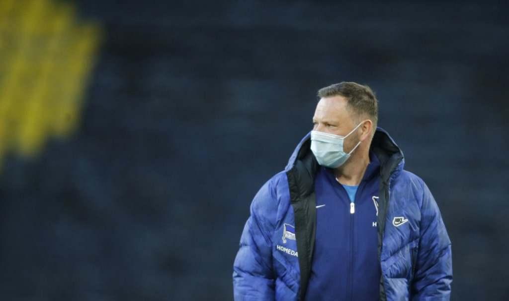 Dárdai Pál és csapata, a Hertha a Leverkusen együttesét fogadja