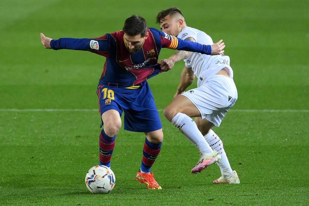Messi a Barcelona legnagyobb értéke
