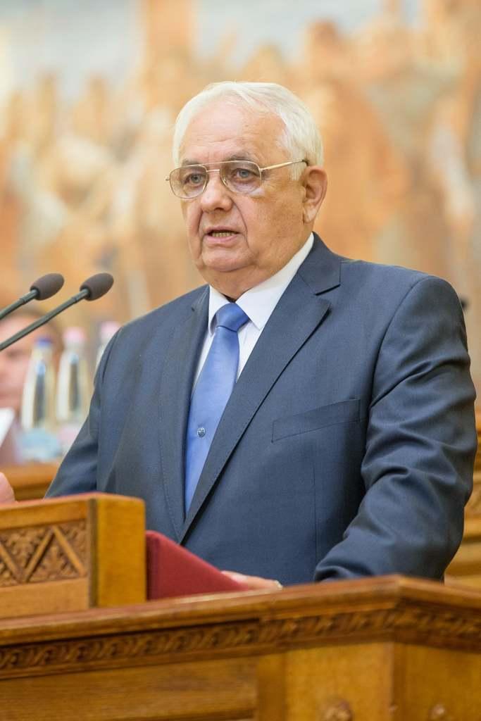 Latorcai János az Országgyűlés alelnöke az Érték és Minőség Nagydíj Pályázat fővédnöke