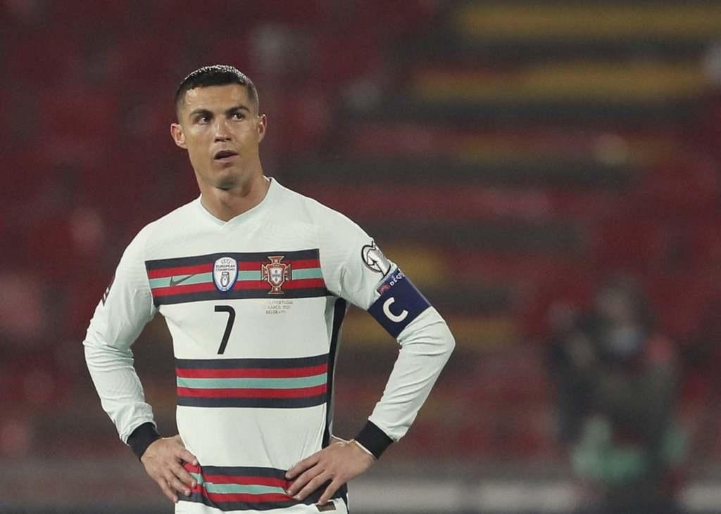 Cristiano Ronaldo dührohama volt a téma a portugálok meccsén