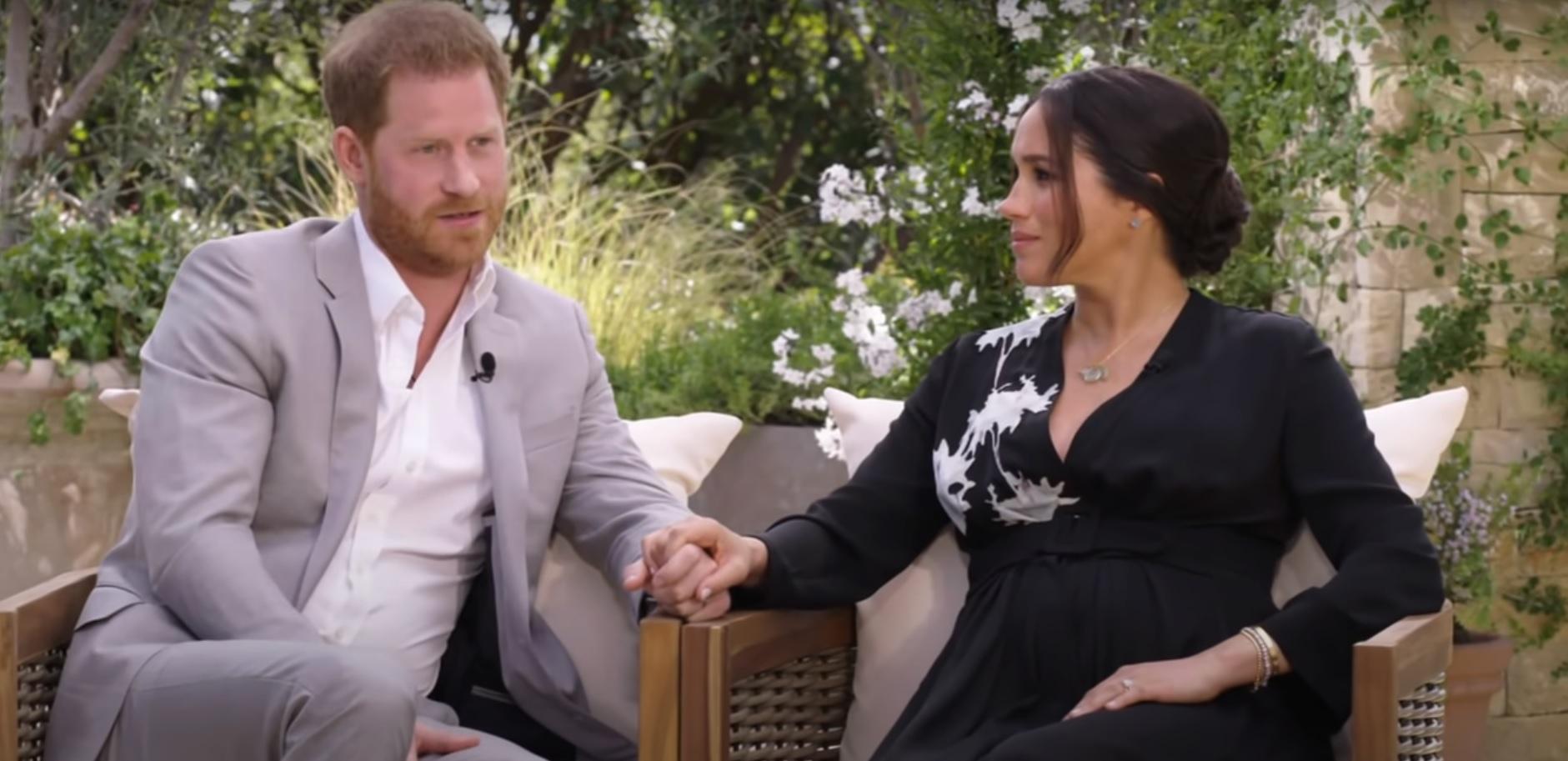 Harry herceg és Meghan Markle Oprah műsorának a vendégei voltak
