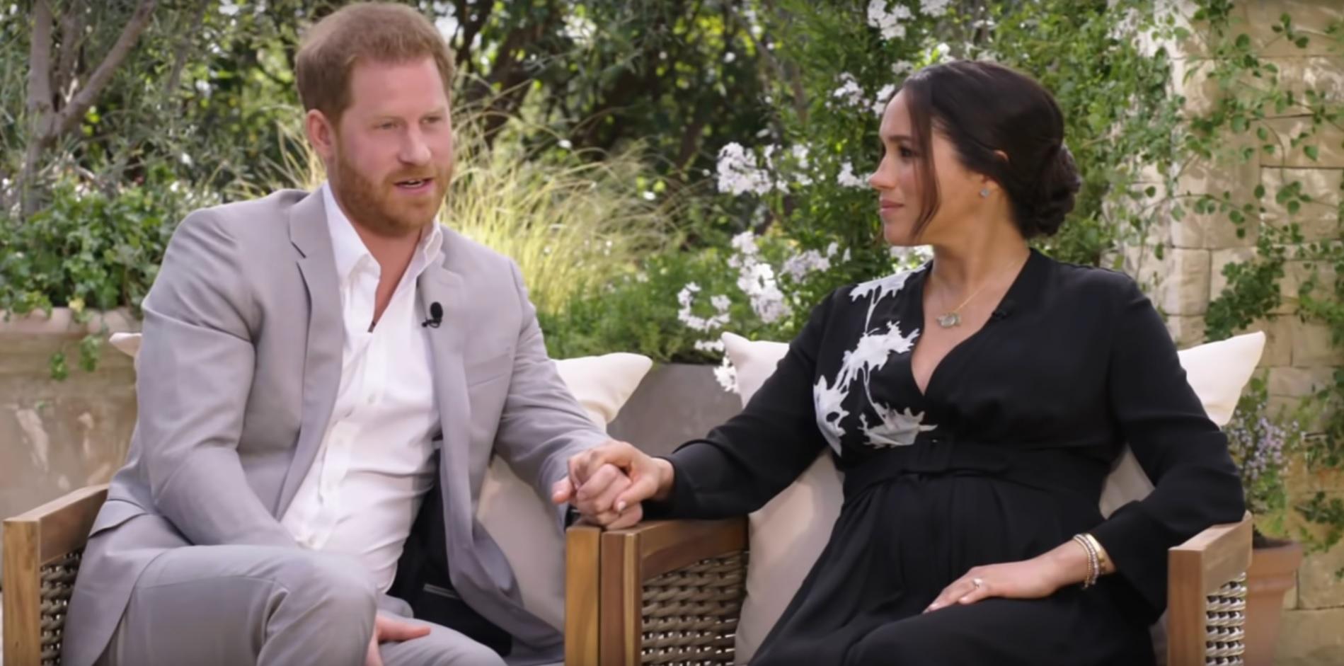 Harry és Meghan Oprah-nak adtak interjút