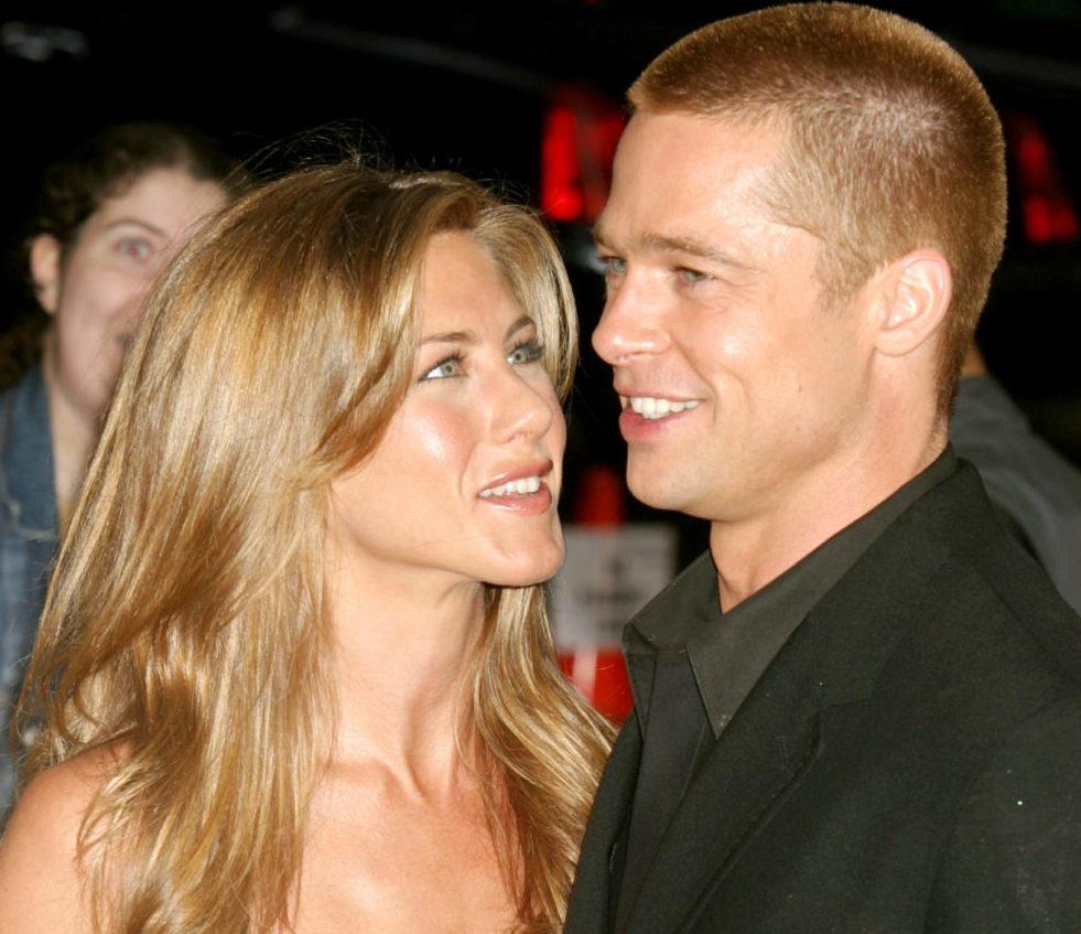 Jennifer Aniston és Brad Pitt újra együtt