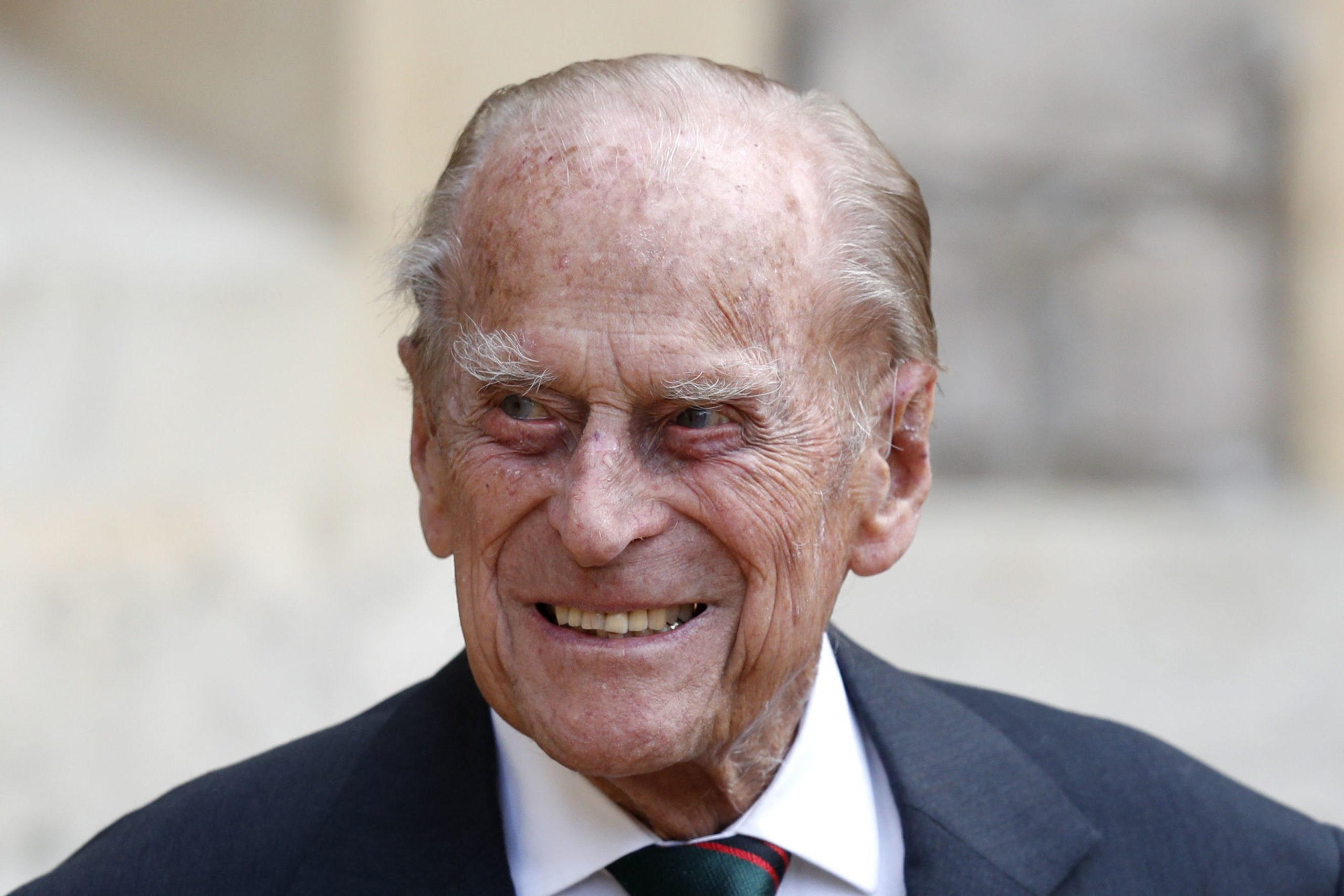 II. Erzsébet férje, Fülöp herceg február közepén került kórházba.