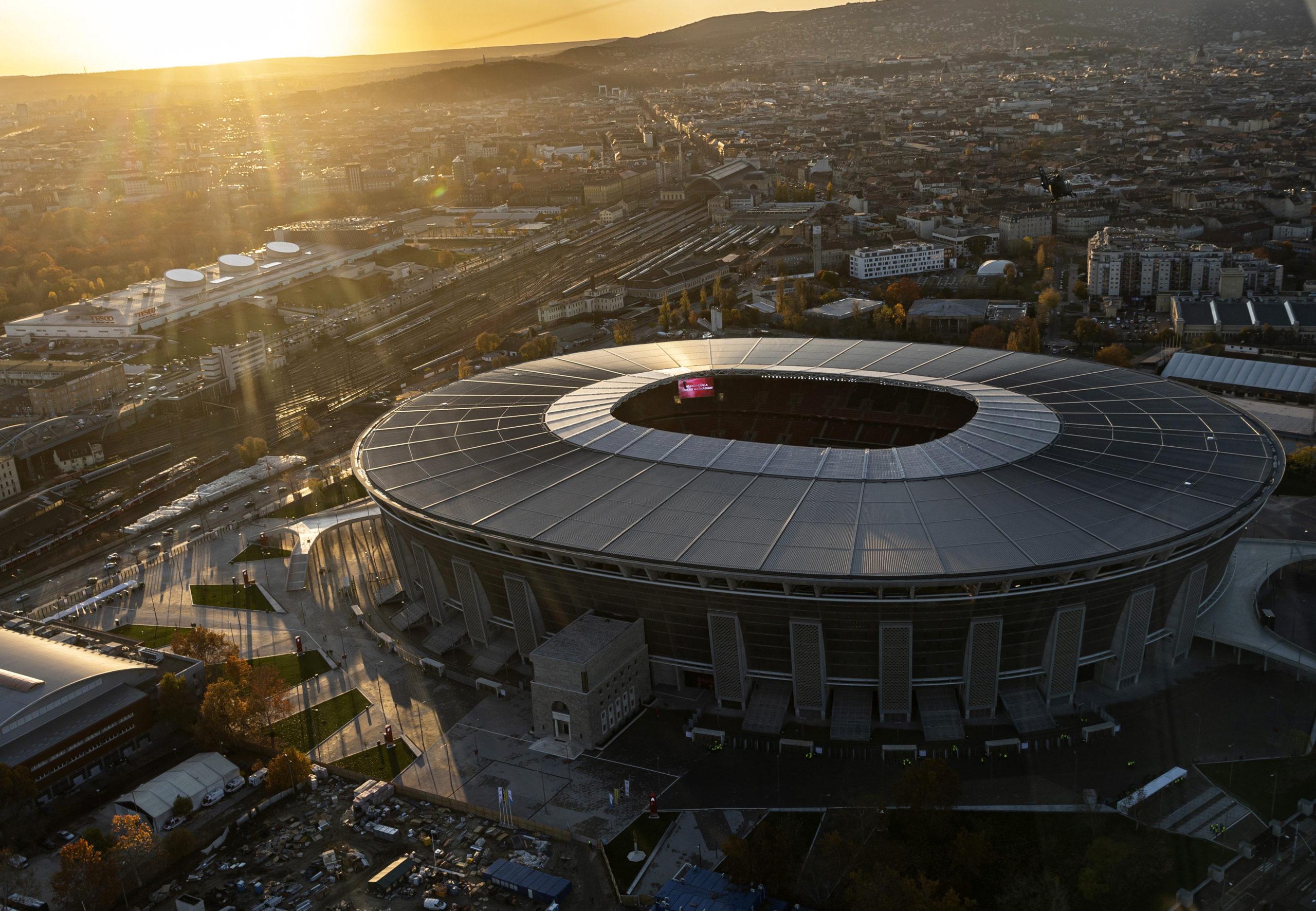 Eddig öt BL- és El-meccs helyszínéül választották a Puskás Arénát