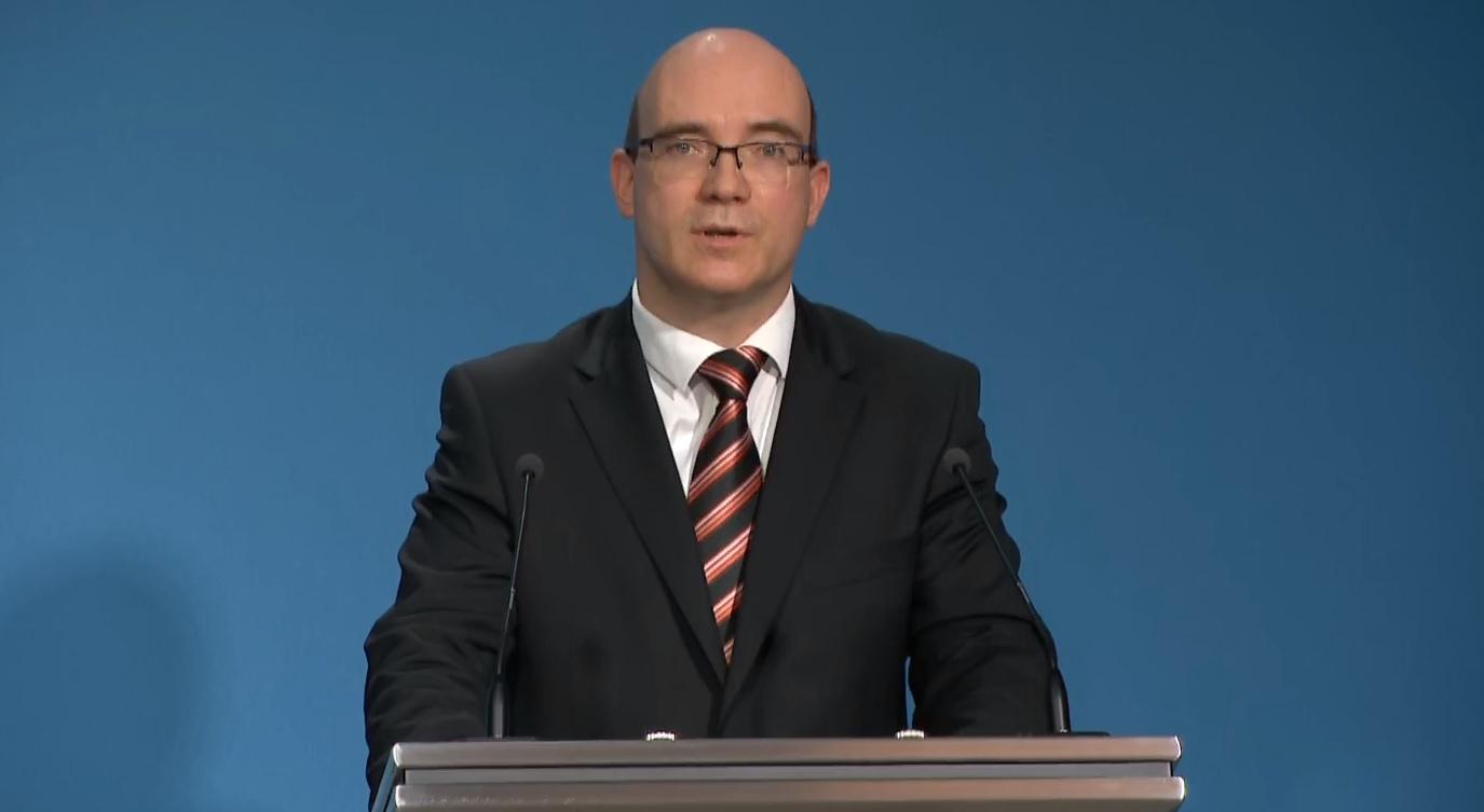 Maruzsa Zoltán köznevelésért felelős államtitkár