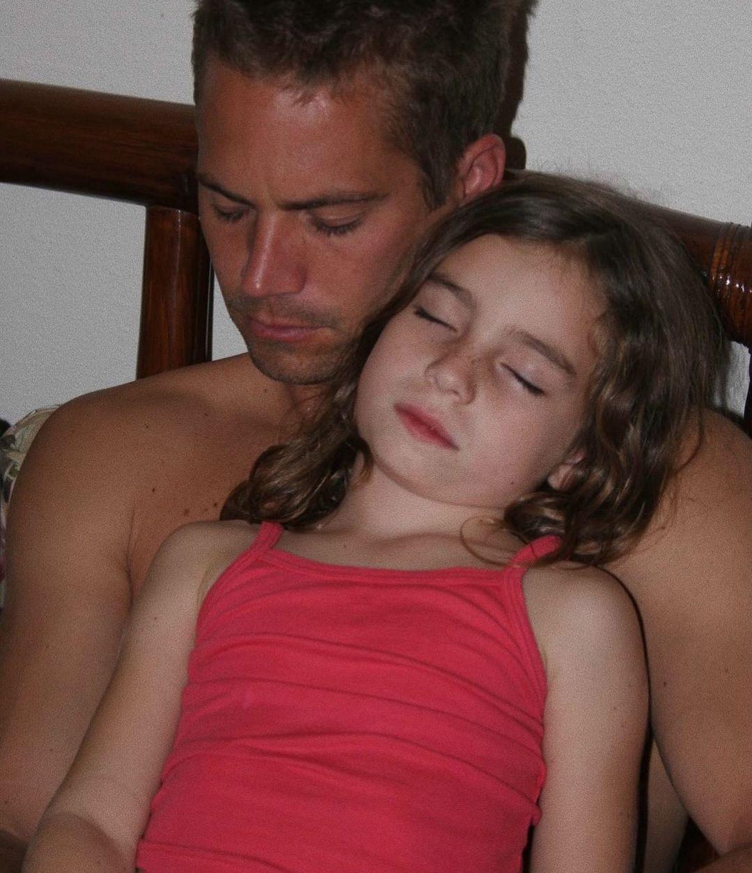 Modell lett Paul Walker lánya, Meadow