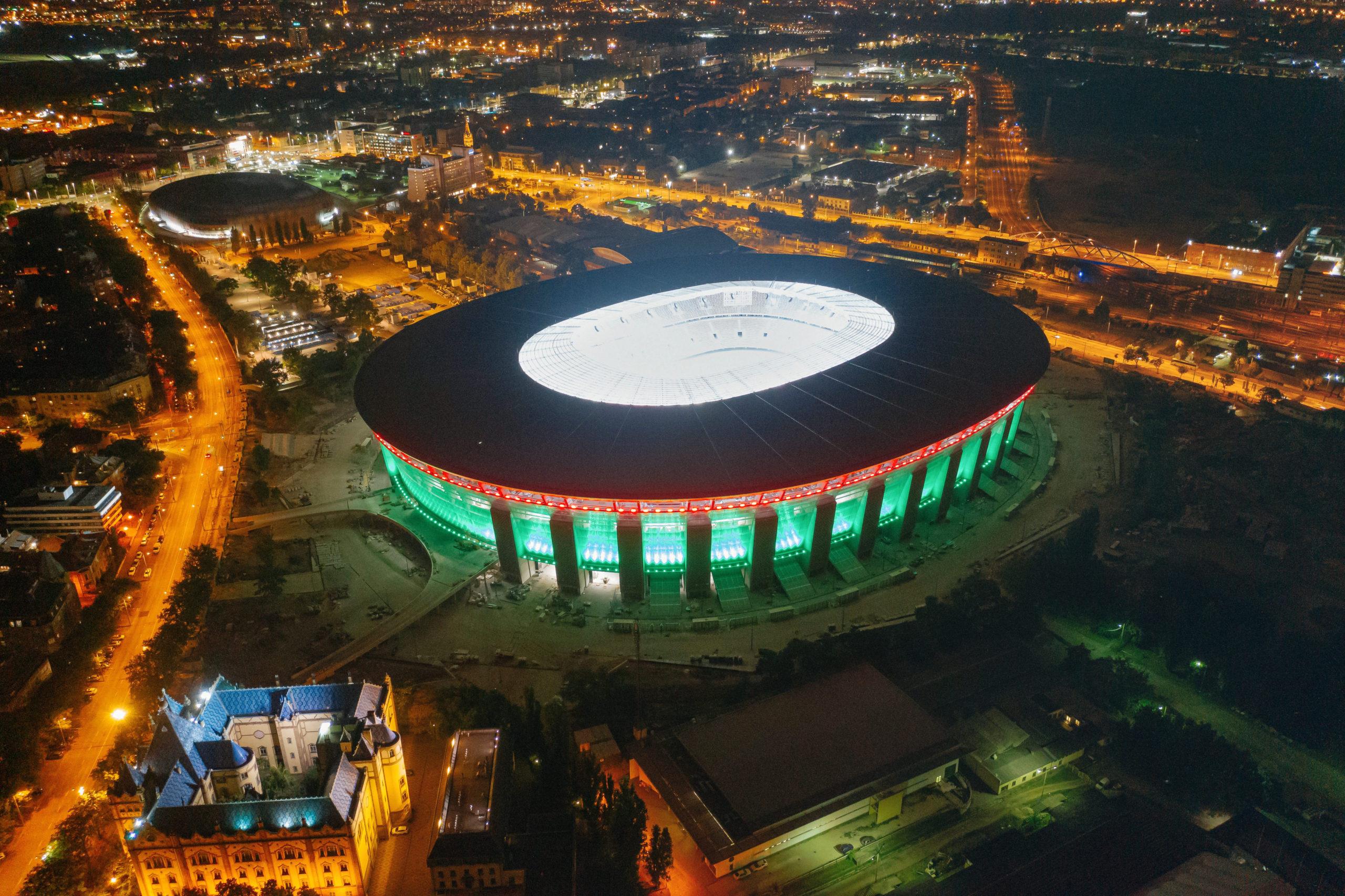 A Puskás Aréna legnagyobb elismerése, hogy már a második BL-rangadó visszavágójára térnek vissza a sztárklubok