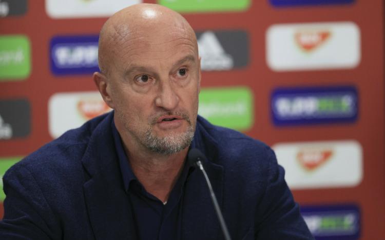Rossit megkérdezték Szoboszlai állapotáról
