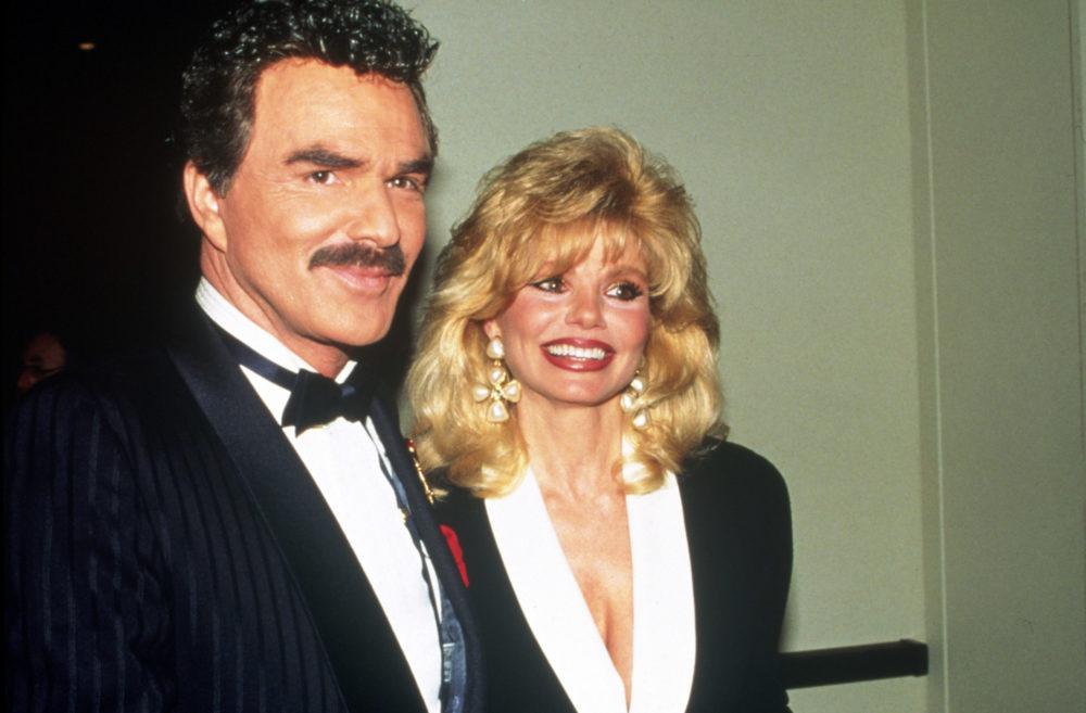 Burt Reynold és Loni Anderson elterelték a figyelmet Dianáról