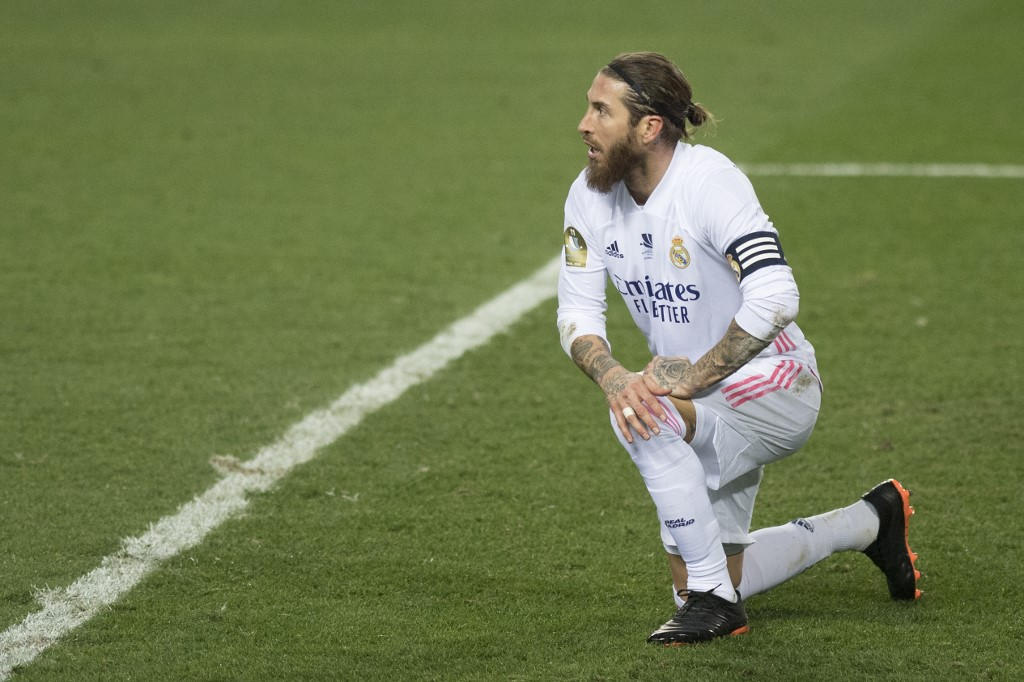 Sergio Ramos romantikus üzenettel reagált csapata továbbjutására