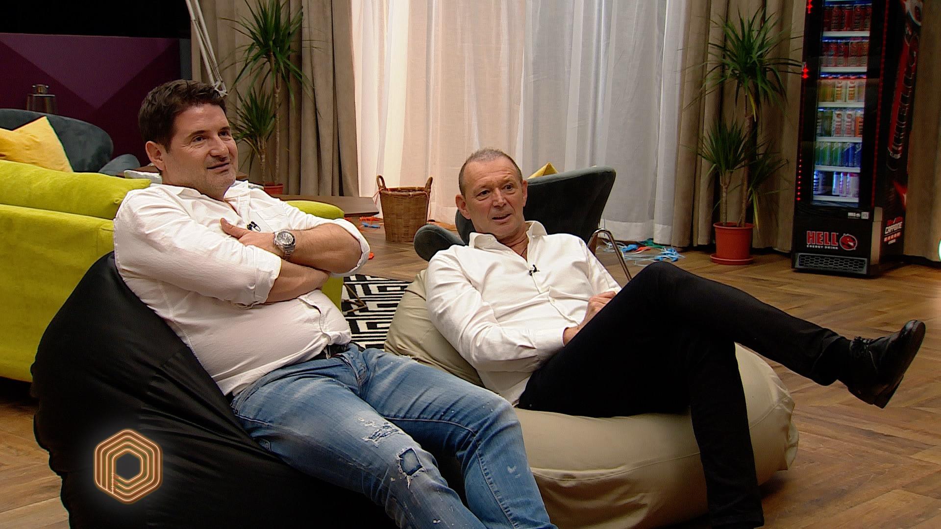 Győrfi Pál és Hajdú Péter