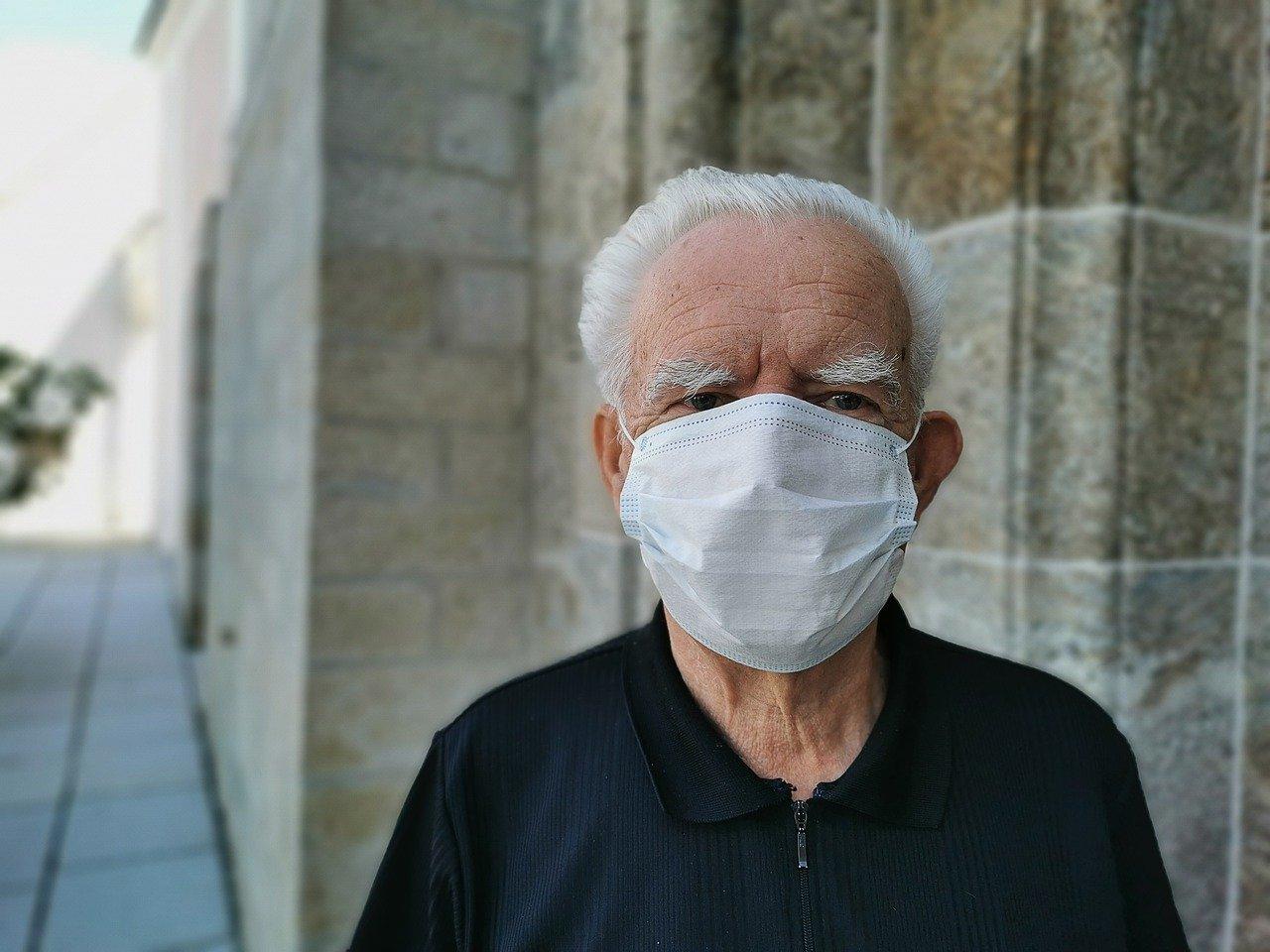 A koronavírus veszélyesebb az idősebb korosztályra