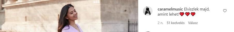 Caramel amint tudja, elviszi a feleségét Görögországba