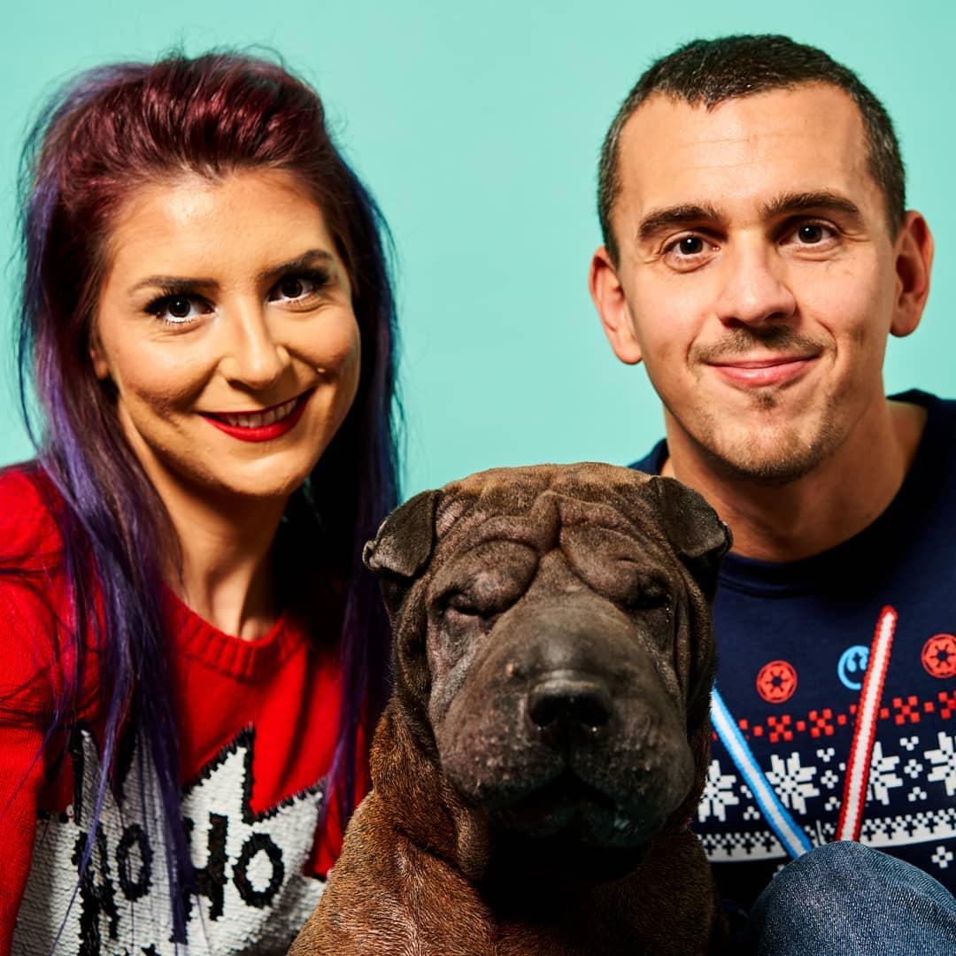 Cseh Diána és Cseh Laci hat éve reménykedik abban, hogy szerelmük gyümölcse megérkezik hozzájuk. Egyelőre babával nem, kutyával azonban bővült a családjuk