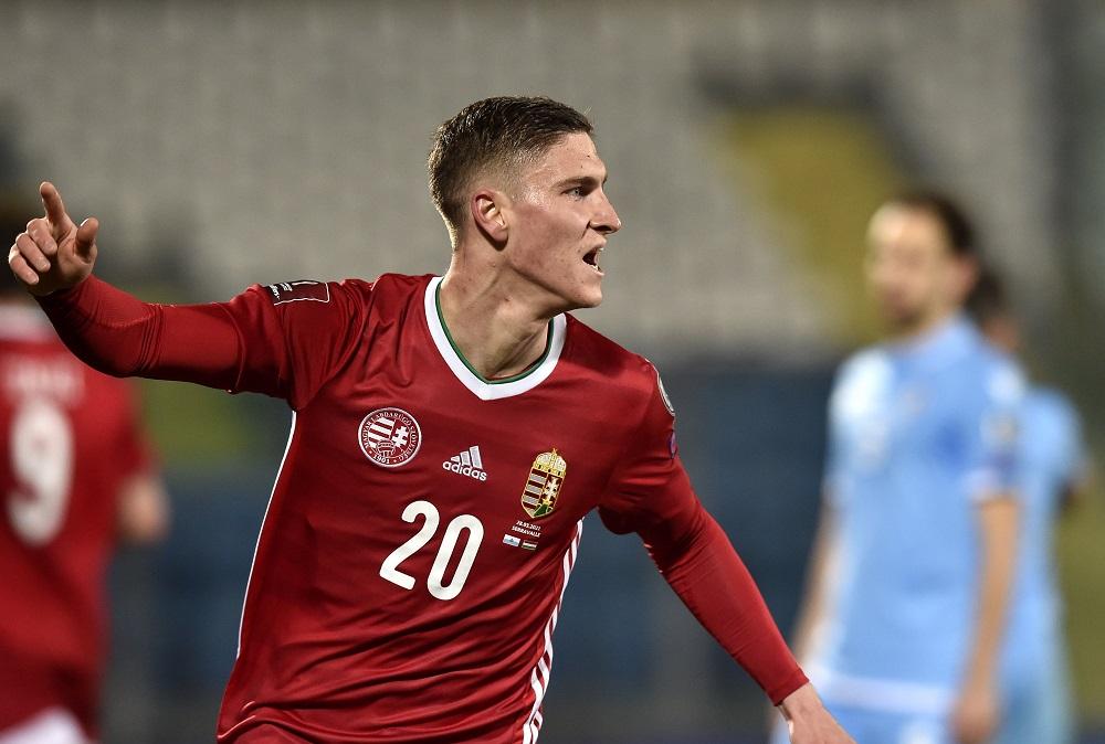 Sallai Roland egy góllal járult hozzá San Marino legyőzéséhez