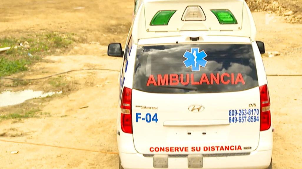 Az Exatlon egyik versenyzőjét mentővel kellett kórházba vinni