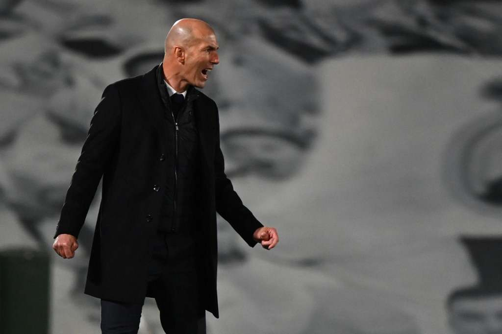 A Real Madrid mestere, Zidane nagy sorozatot görget a Barcelona ellen