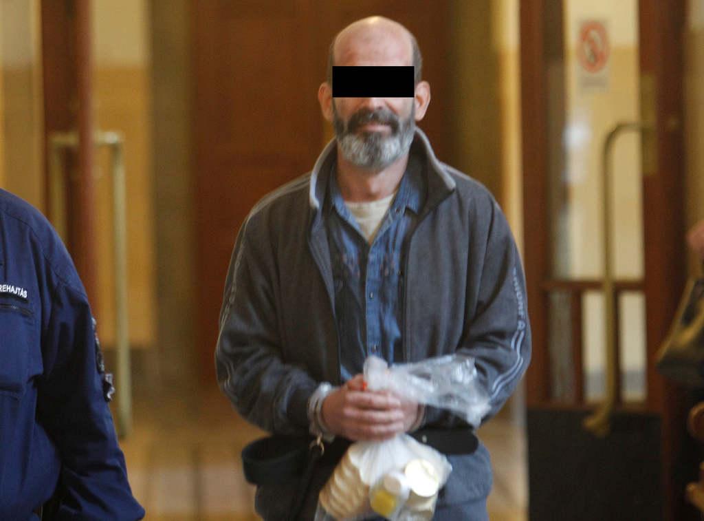 Örökre börtönbe kerülhet Szilágyi István fia