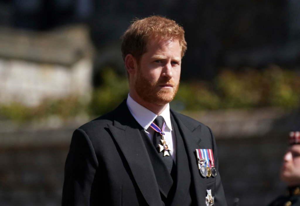 Harry herceg már vissza is tért Amerikába?