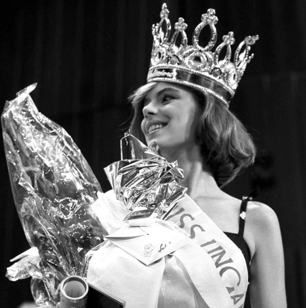 Molnár Csilla Andrea 16 éves korában nyerte meg a Magyarország szépe versenyt