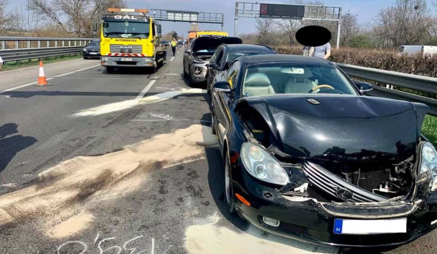 Brutális képek Bereczki Zoltánék balesetéről