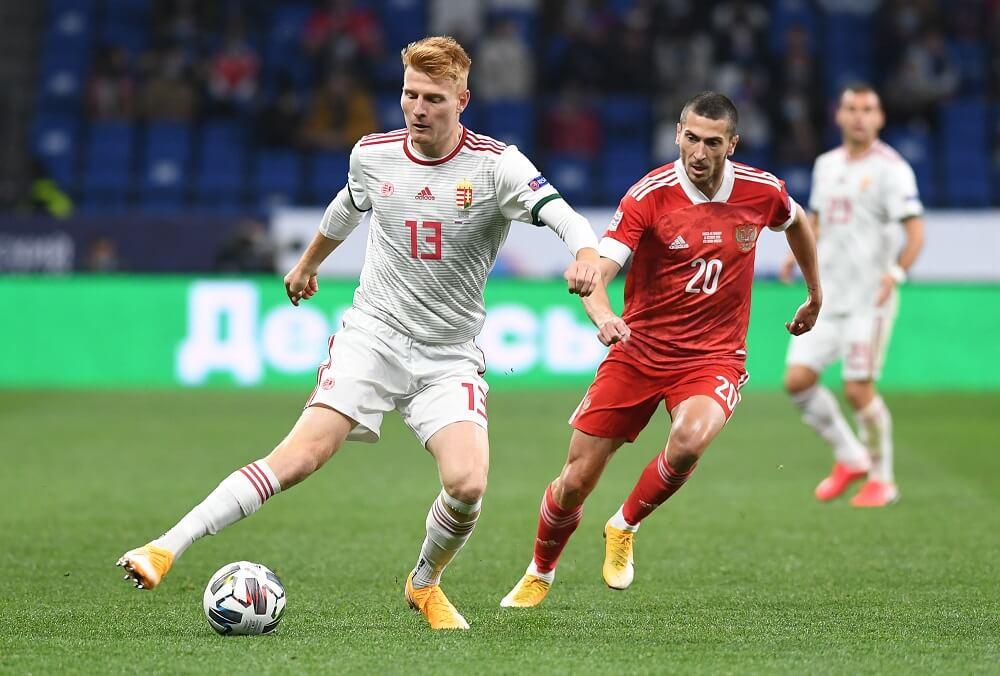 Kalmár Zsolt Andorra ellen sérült meg