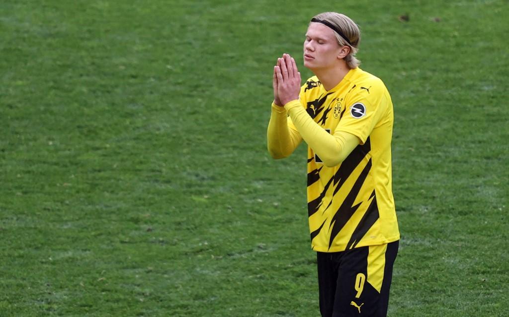 Haaland szerződése 2023-ig szól Dortmundba, de reméli, hogy már idén bankot robbantanak érte