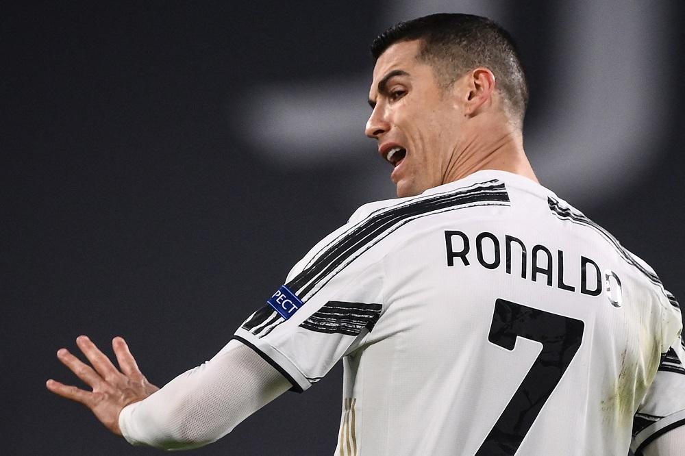 Cristiano Ronaldo rosszul viselte a vereséget
