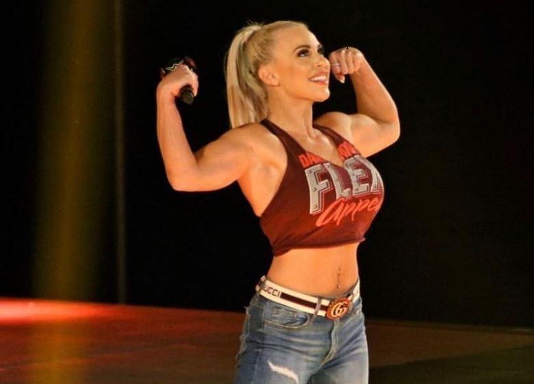 Dana Brooke keblei rakoncátlankodtak a ringben