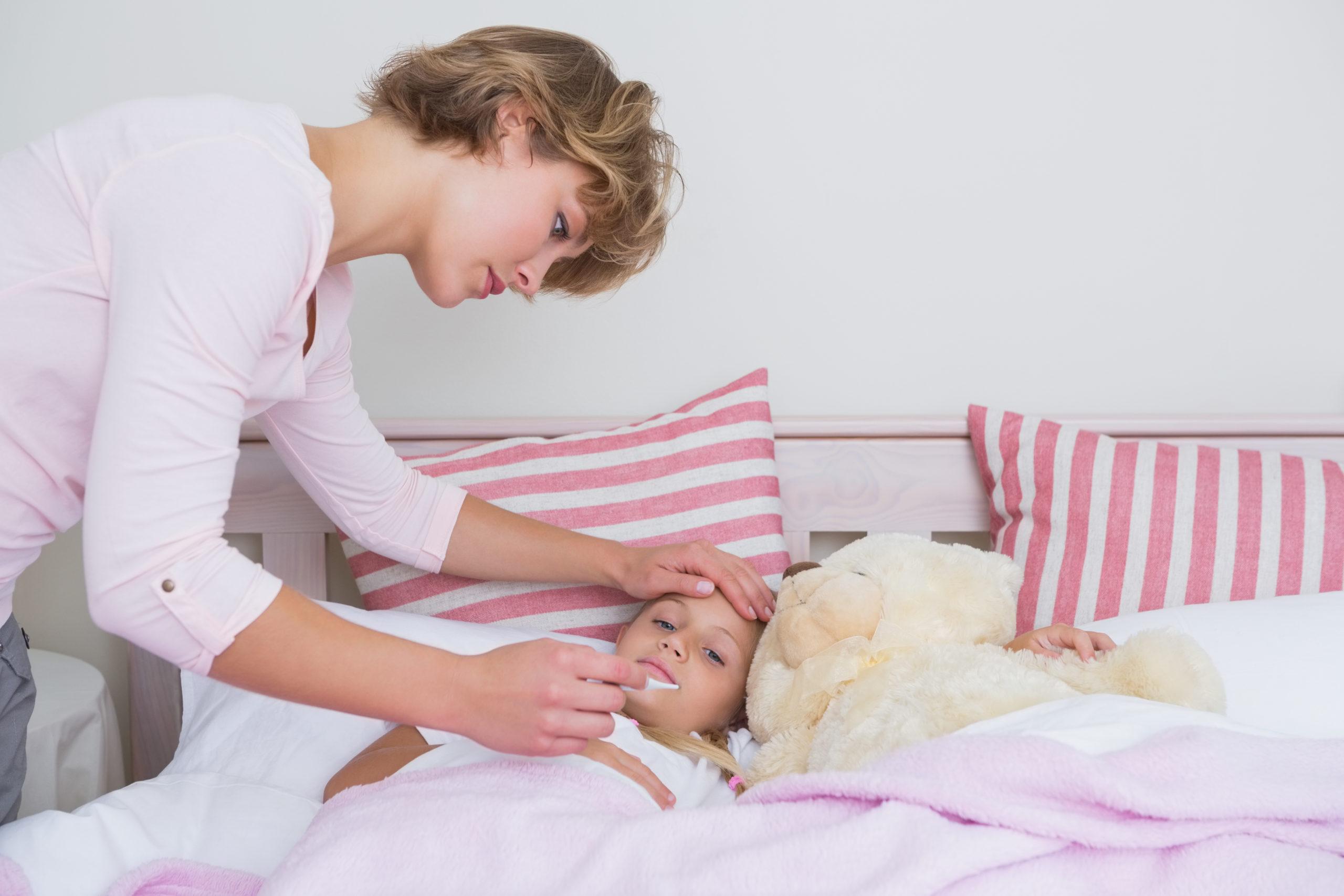 A covidos gyerekeknél is hasonló tünetek jelentkeznek, mint a felnőtteknél