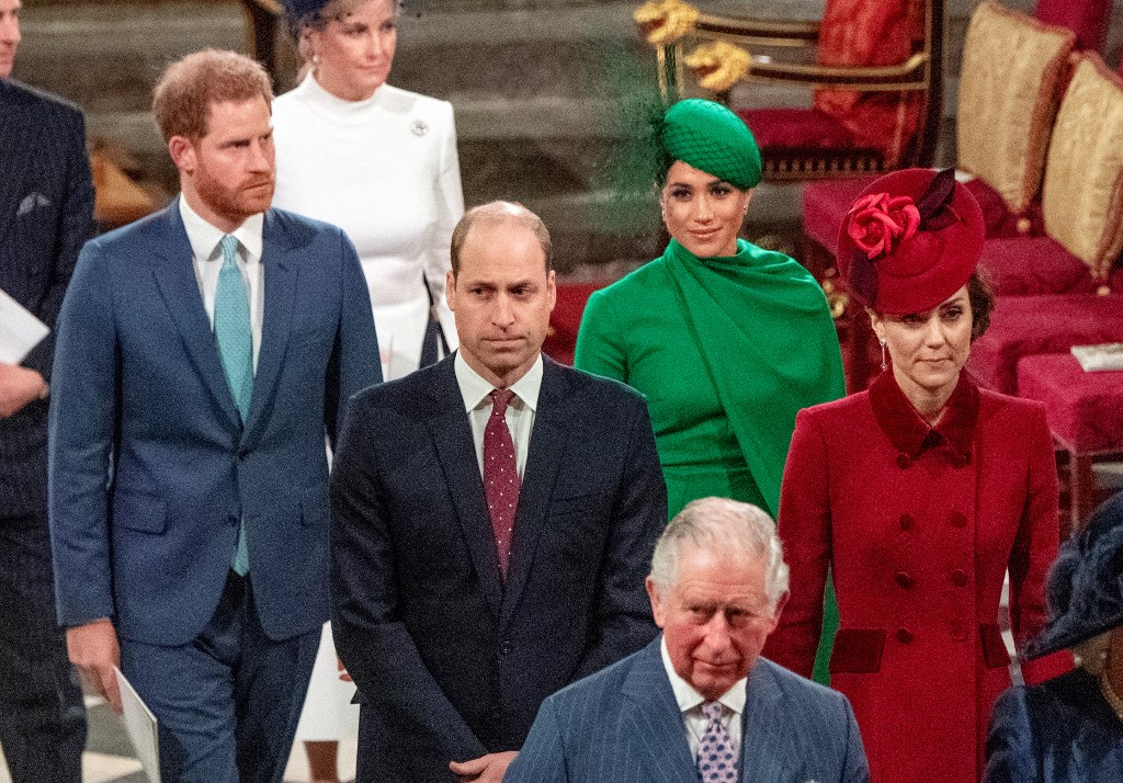 Harry és Vilmos herceg kapcsolata megromlott az utóbbi évben