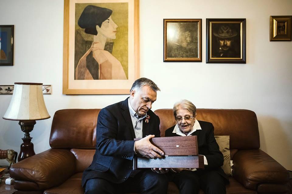 Törőcsik Mari elvesztése: Orbán Viktor is elbúcsúzott