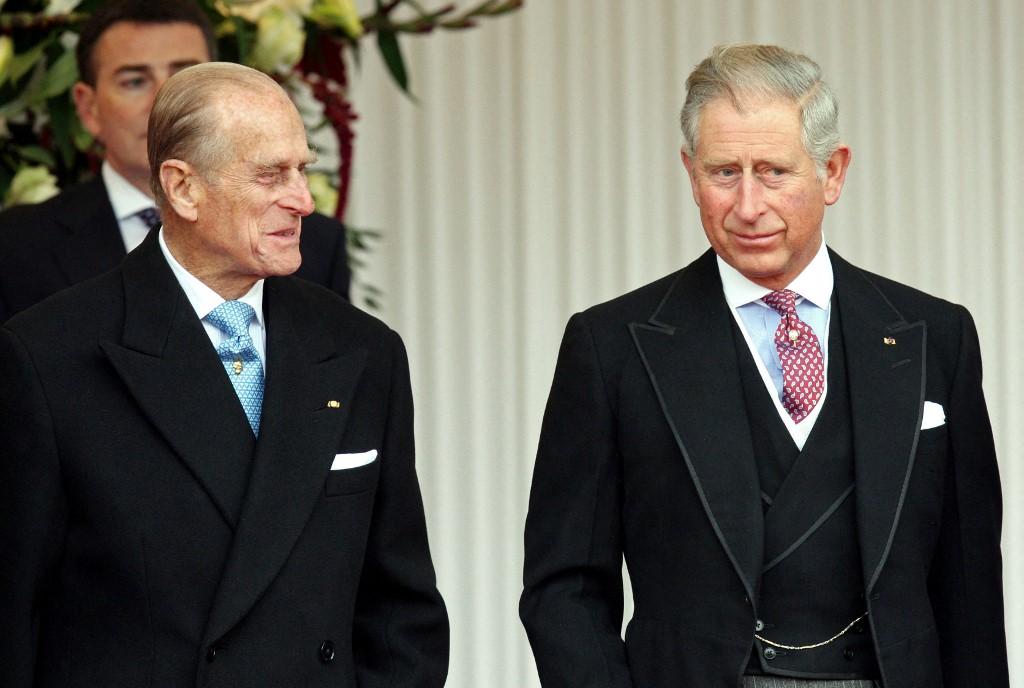 Fülöp herceg meg akarta menteni a fia házasságát
