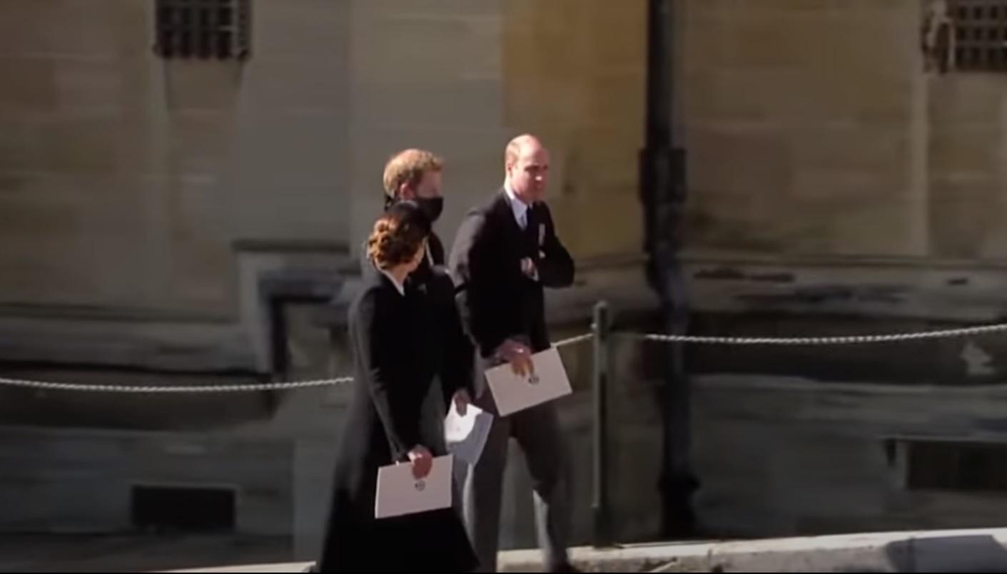 Katalin hercegné, Harry herceg és Vilmos herceg