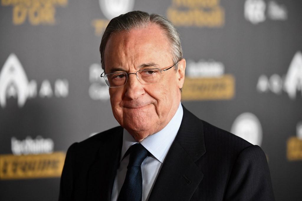 Florentino Perez nem aggóik a Szuperliga jövője miatt