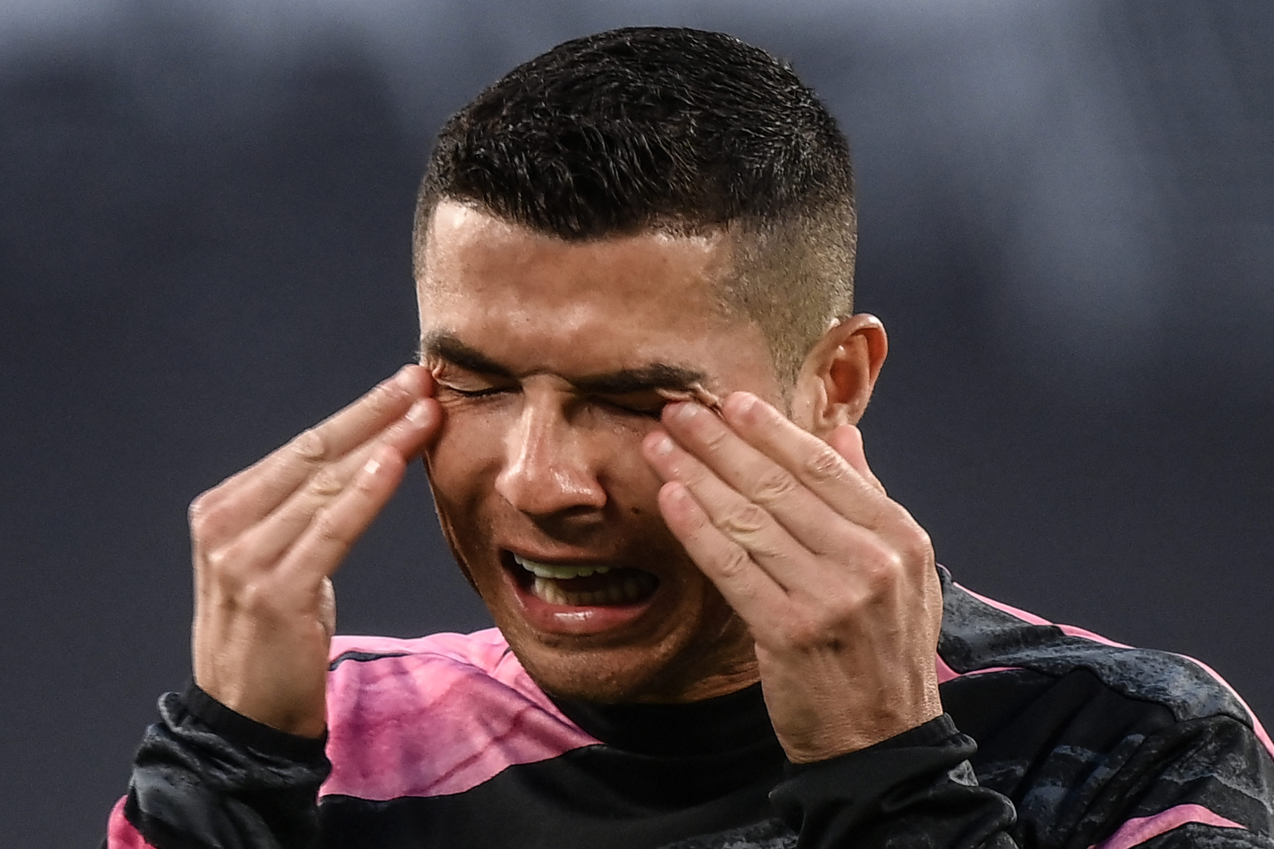 Cristiano Ronaldónak rosszul sikerült a visszatérése a sérülése után