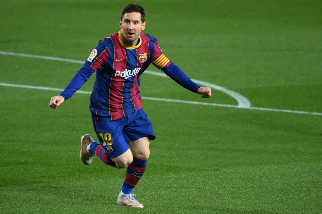 Lionel Messi beállított egy rekordot
