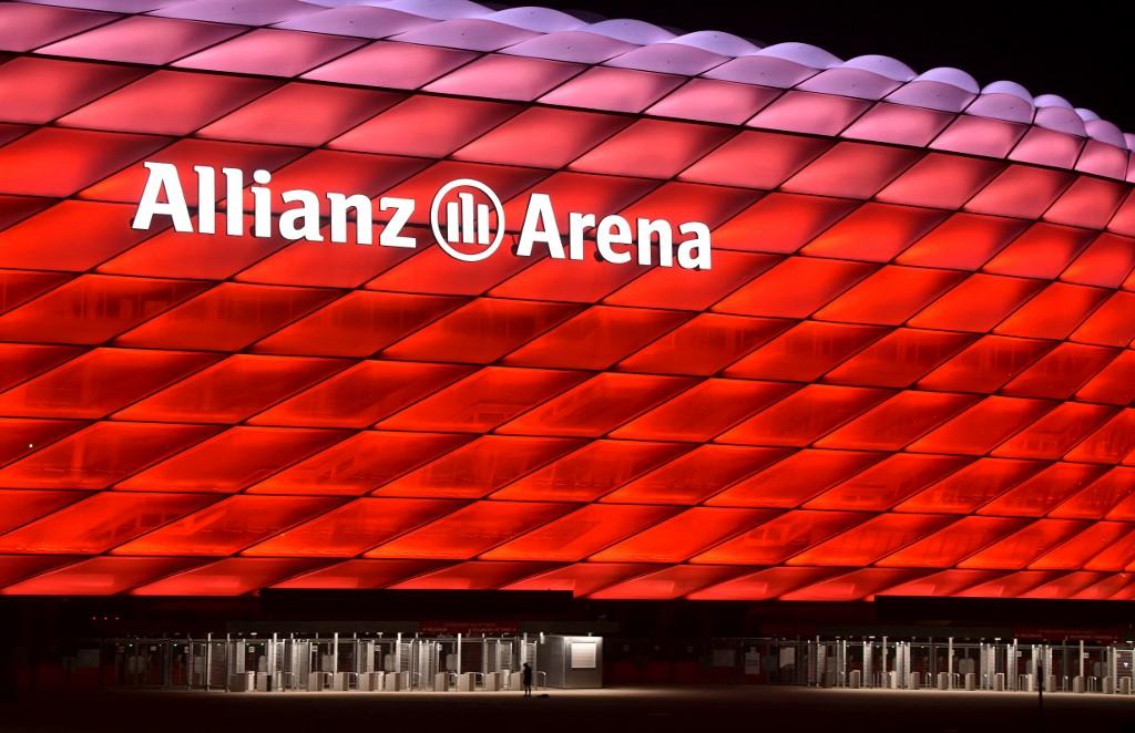 A magyar válogatott az Allianz Arénában lép fel Németország ellen