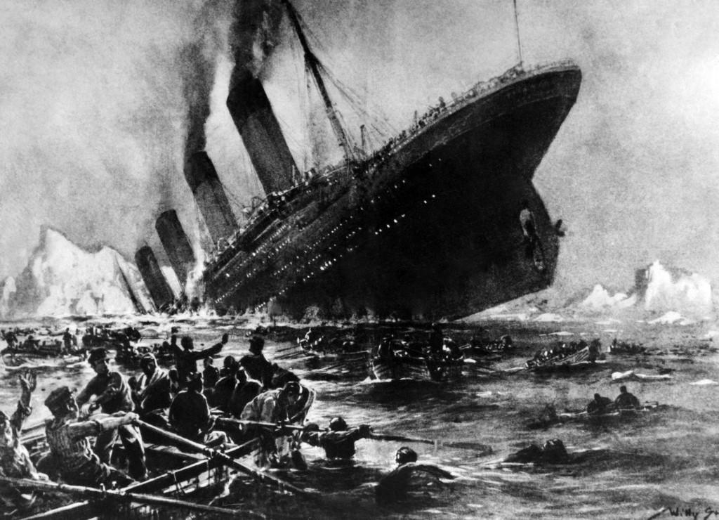 A Titanic 109 éve süllyedt el