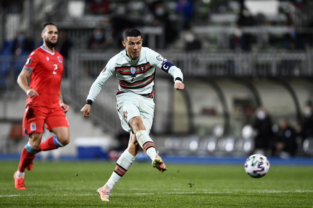 Cristiano Ronaldo és társai Budapesten laknak az Eb alatt
