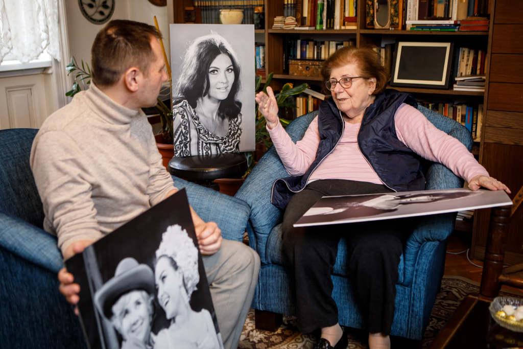 Elképesztő történet: így üzent a túlvilágról Pécsi Ildikó