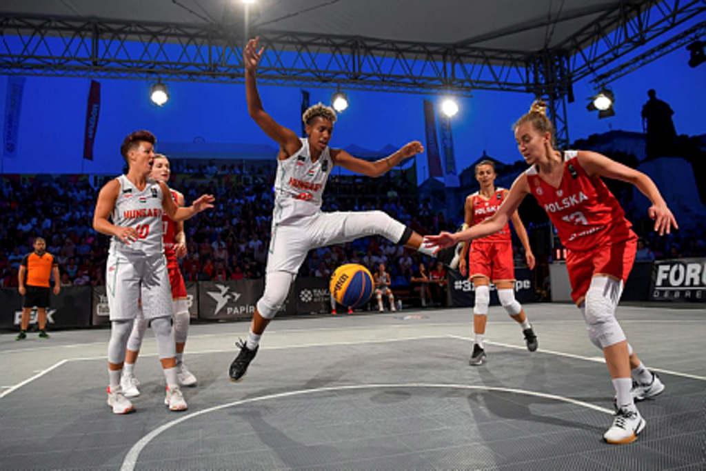 A 3x3-as kosárlabda idén debütál az olimpián