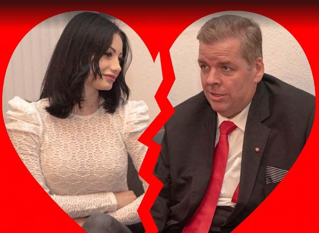 Vége a dalnak: Schmuck Andor hivatalosan is elvált fiatal feleségétől