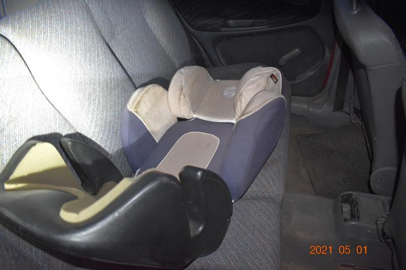 Ellopta az autót, de meglepetés érte a farkaslyuki férfit a hátsó ülésen