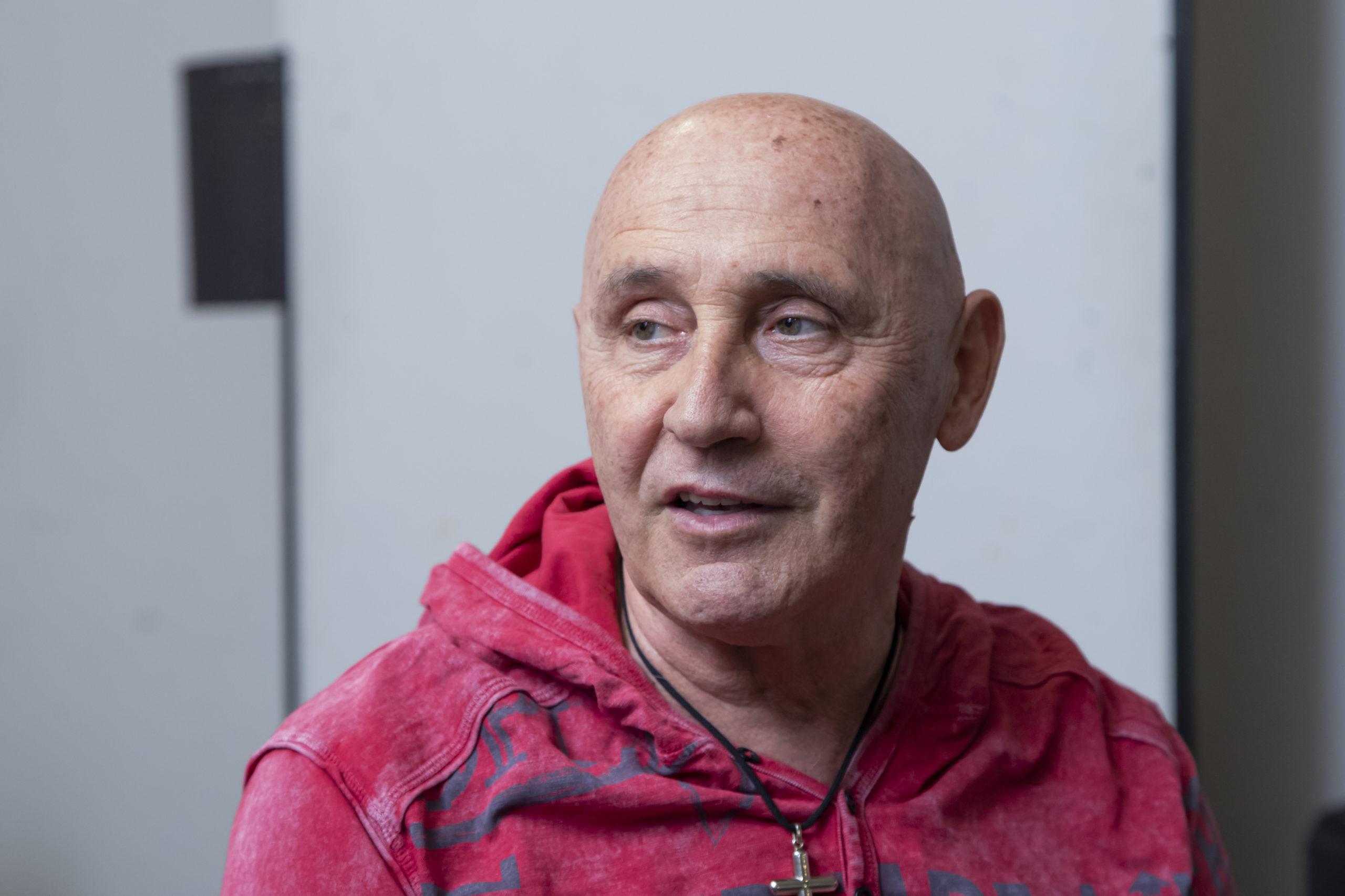 Pataky Attila egyedül akar meghalni