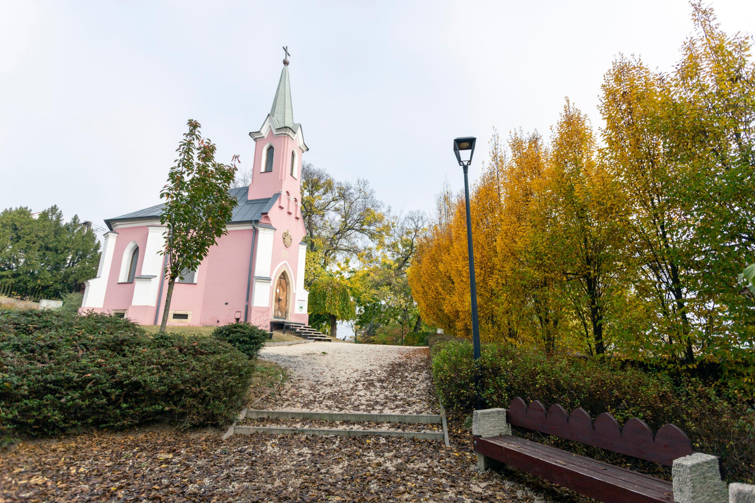 Vörös kápolna, Balatonboglar